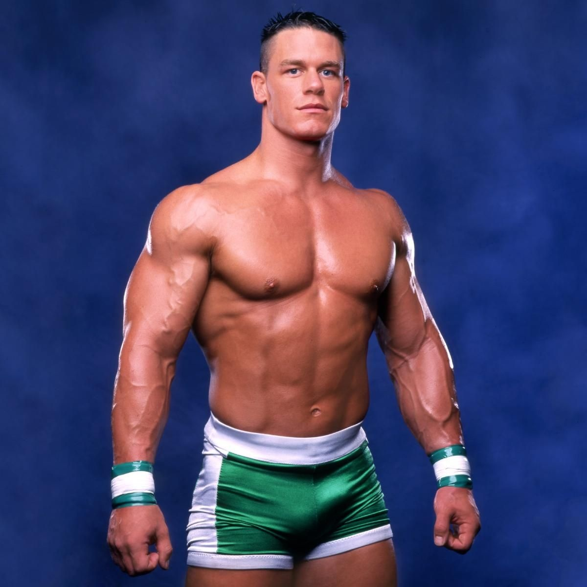 fc74b38a64 However John Cena's career didn't take off until a few months later when  the WWE had a special Halloween party episode in October of 2002 on  Smackdown where ...