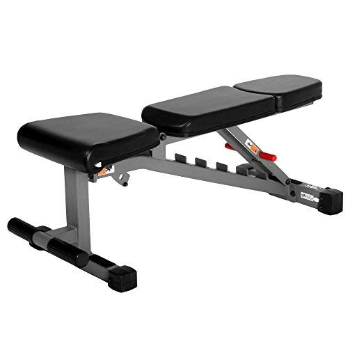 If You Want To Complement Your Current Workout Or Simply Avoid Paying  Expensive Fees At A Gym, This Weight Bench Has Features That Are Ideal For  Your Home ...