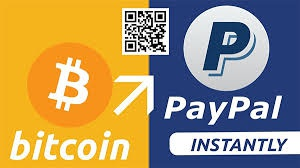 Trading in bitcoin using paypal