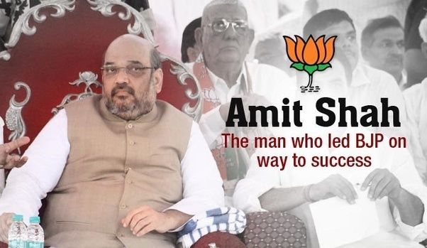 Why is Amit Shah called the 'Chanakya' of BJP? - Quora