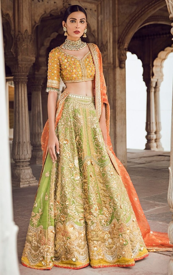 Which is the best shopping site to buy lehenga choli for ...