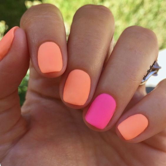 What are some fresh ideas for perfect summer nails? - Quora