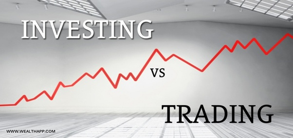 There Are Millions Of Ways To Make Money In The Stock Market But Best Way Profits Is Investing And Trading A Lot People Confuse