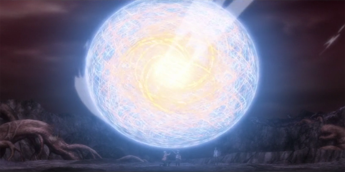 What is the most overpowered jutsu in Naruto? - Quora