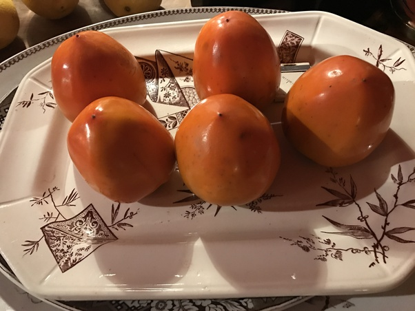 Why Do Persimmons Have A Chalky Taste Quora