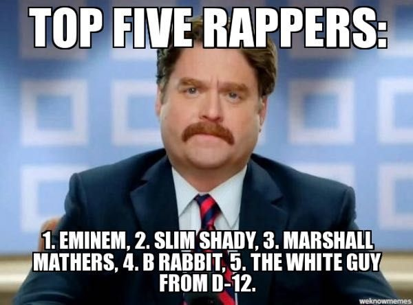 What Are Some Best Memes About Eminem Quora