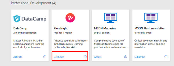 How to get a Pluralsight premium account for free for 3 months - Quora