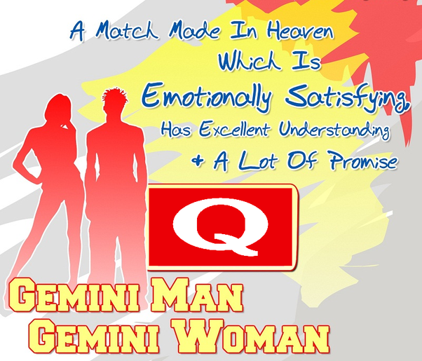 Aquarius woman and gemini man hookup
