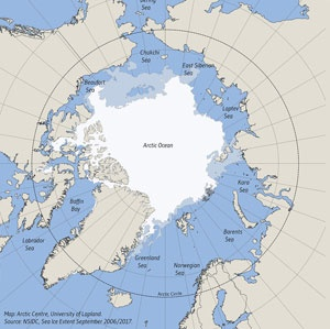 What is the difference between the Arctic and the North Pole ...