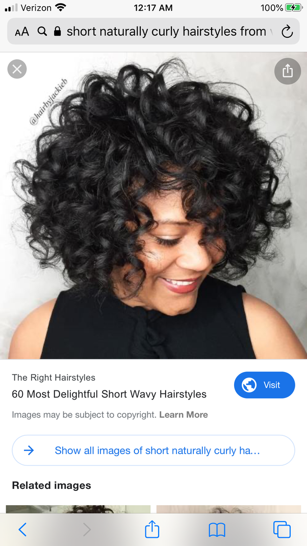 What Are Some Cute Hairstyles For People With Medium Length And Naturally Curly Hair If You Can Please Include A Picture Or Tutorial I Really Need Some Help Quora
