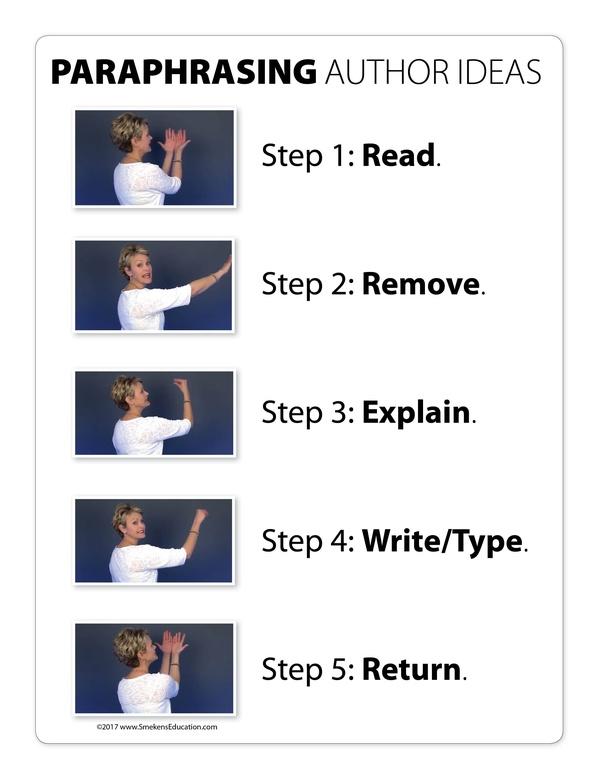 Research paper memo example