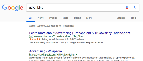 Google Doents Templates | Why Doesn T Google Have A Native Advertising Platform Quora