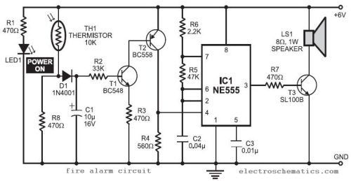 What is the difference between schematic diagram and wiring diagram