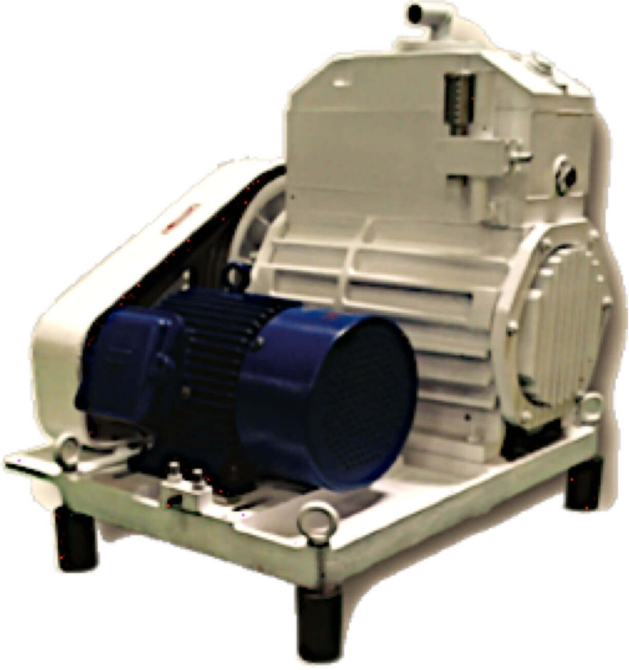 How Does Rotary Vane Vacuum Pumps Work Quora Pump Diagram Of Employing A Unique Design This Offers Superior While Providing Higher Resistance To Oil Contamination And Quieter Operation