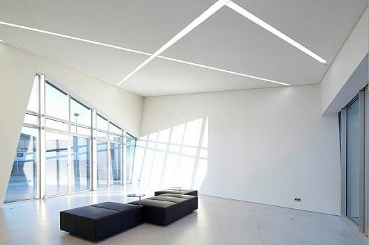 minimalist designs in architecture play a lot with sunlight hence creating sculptures through light itself the beauty of minimalism i believe