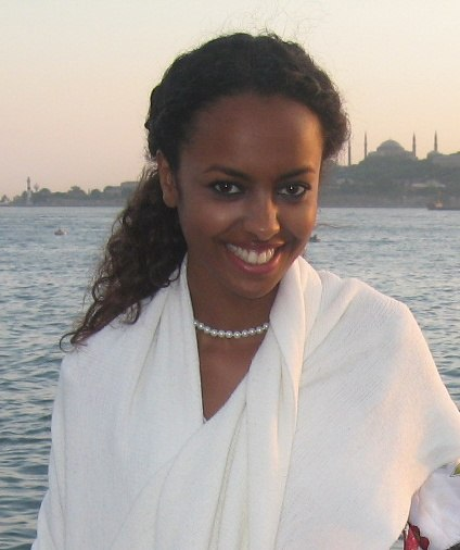 Black woman living in turkey