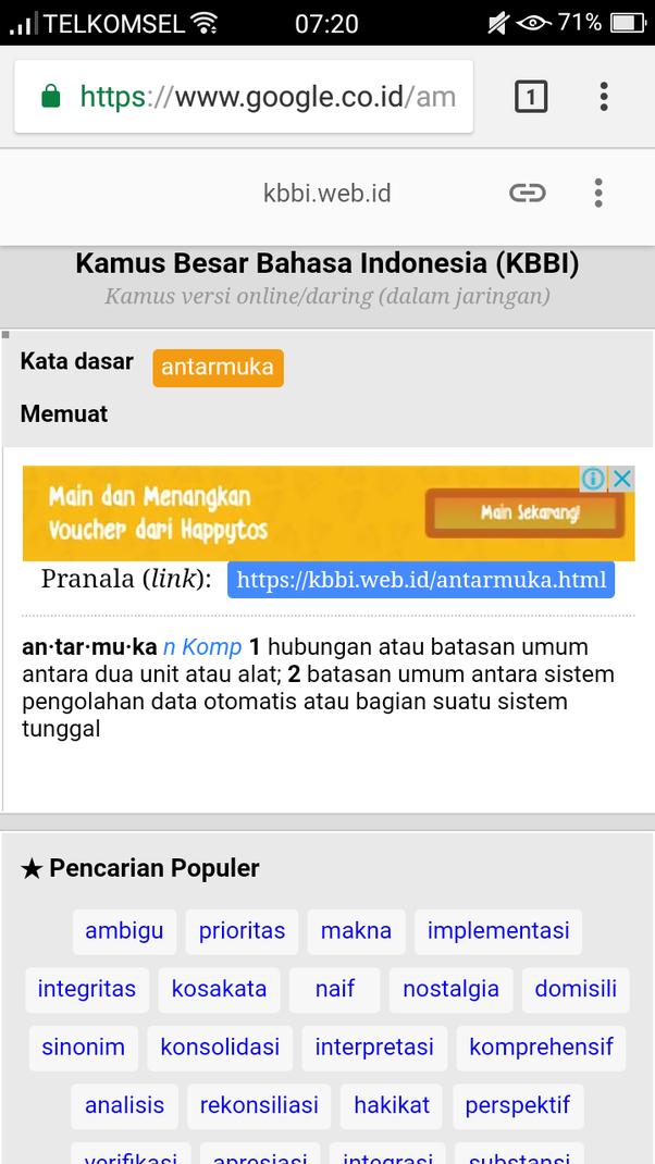 Arti Dari To Be Dalam Bahasa Indonesia لم يسبق له مثيل الصور