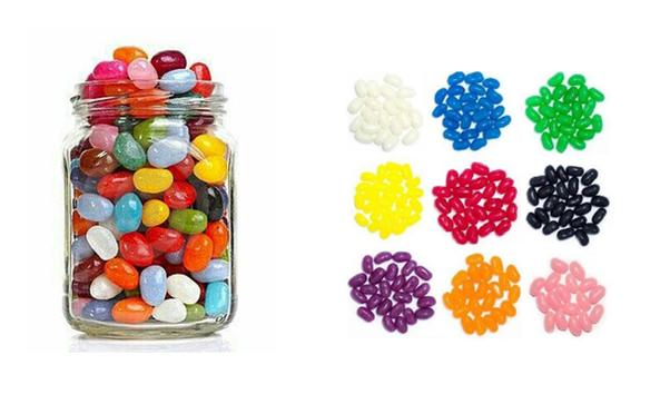 o que que é jelly beans