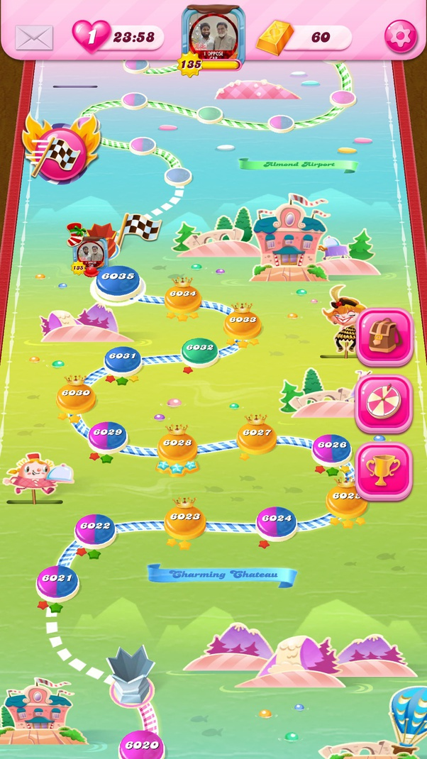 Level on highest candy crush the Candy Crush: