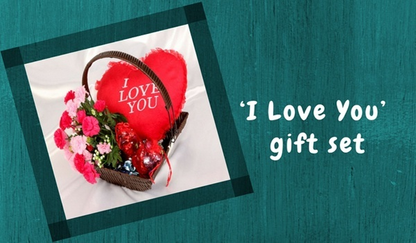 This Gift Set Is A Real Symbol Of Love And By Choosing Such You Can Show That Your Actions Speak Louder Than Words Tasteful Will