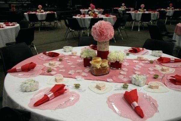 Banquet Decoration Ideas