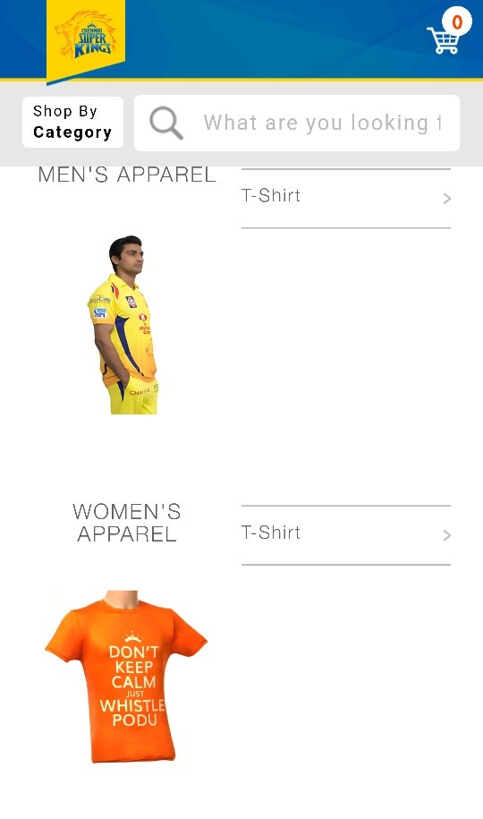 Where can I get a CSK jersey with MS Dhoni's name printed on