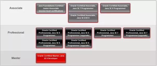 What are the details of Java Certifications Programs offered by ...