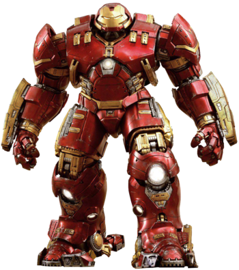 Which Hulkbuster suit is stronger, Age of Ultron or Infinity