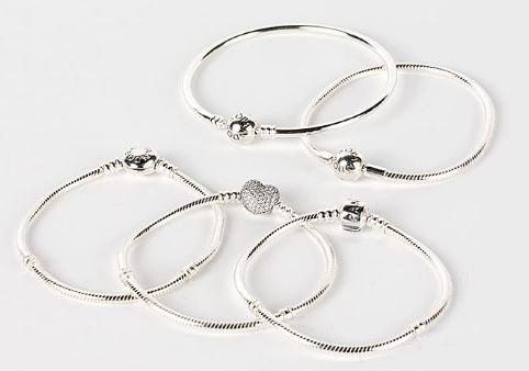 Pandora Bracelet Size Usually Chosen