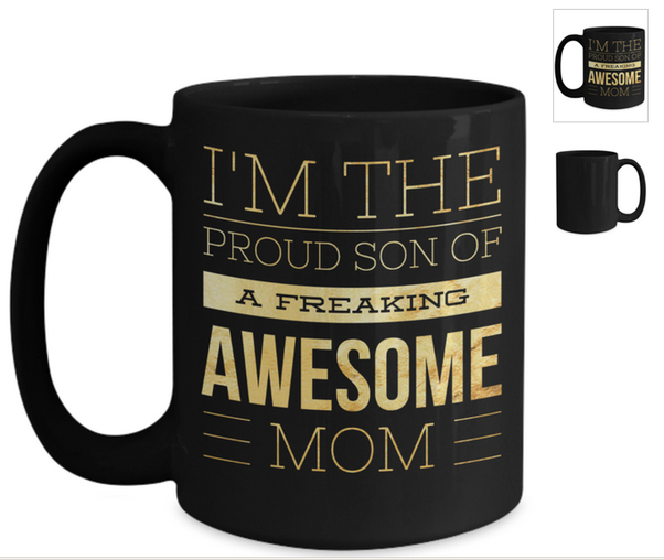 Birthday Gifts For Son From Mom Travel Mug