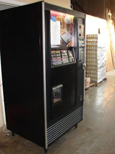 How much will it cost to buy a coffee vending machine for ...