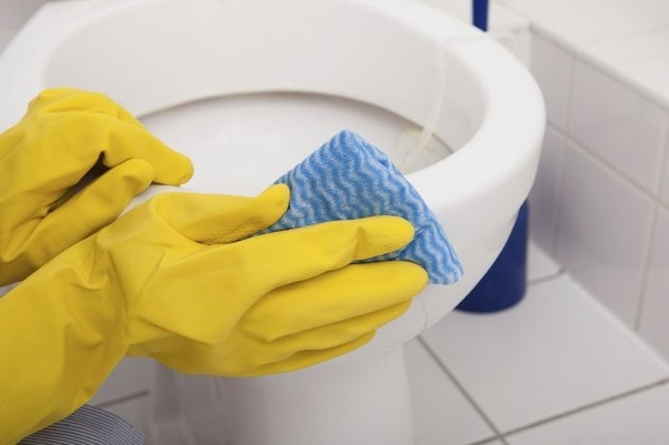 What acid is used in toilet cleaning? - Quora