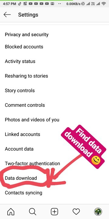 How to download all the photos from any Instagram user at