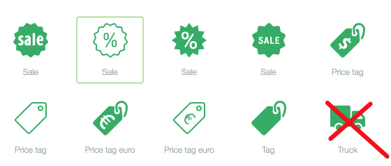 What Is The Best Icon For Symbolizing Offer Quora
