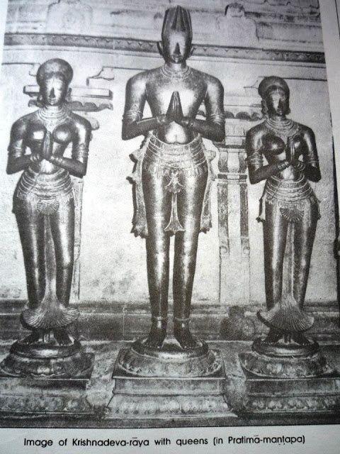 Did Sri Krishnadevaraya Really Belong To Kapu Caste As It Said By