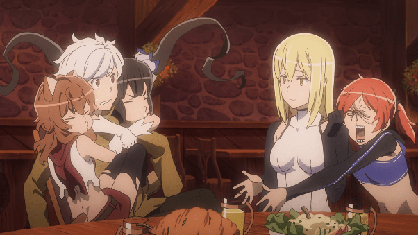 How would you rate the anime Danmachi or 'Is it wrong to try