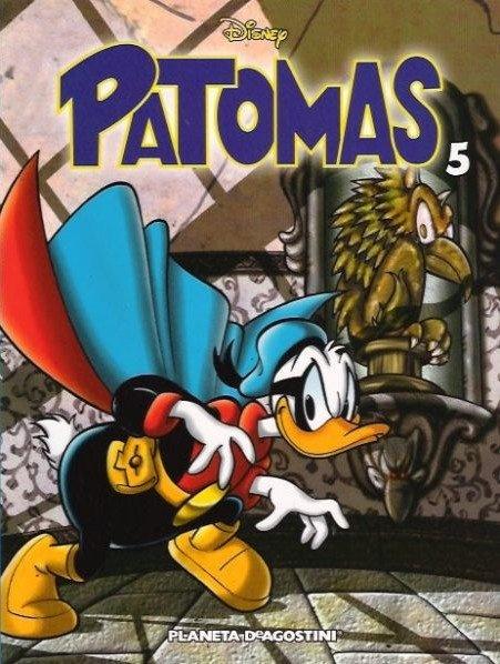Patomas - Paperinik's Spanish Translation