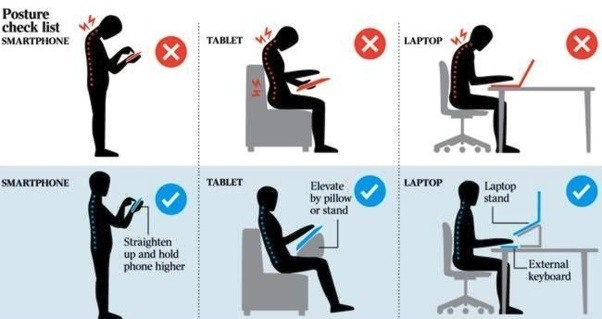 What Are Some Ways To Improve Your Posture Quora