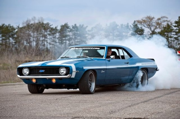 What makes a muscle car, a muscle car, and not a sports/super car ...