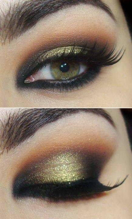 What Is The Best Eyeshadow Color For Green Eyes Quora