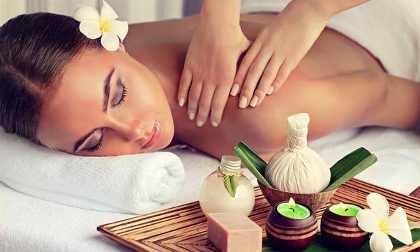 sensual parlours Dubai massage