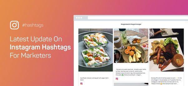 What are the latest changes in the Instagram Hashtag Search