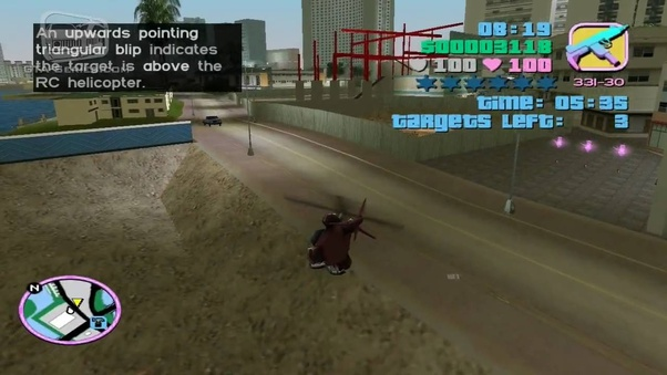 How to skip a mission in GTA: Vice City - Quora