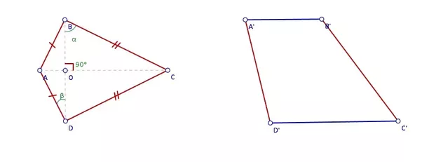 Can A Trapezoid Also Be A Kite Can A Kite Also Be A Trapezoid Can