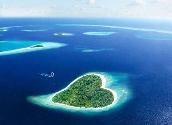Heart Island Maldives