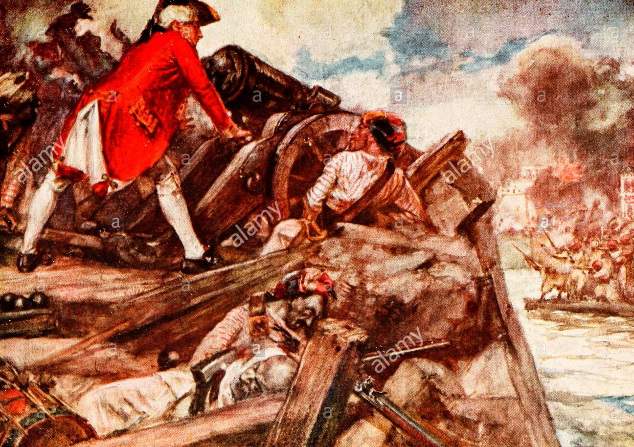 which was a result of the battle of plassey