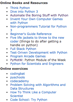 Where can I learn Python 3? - Quora