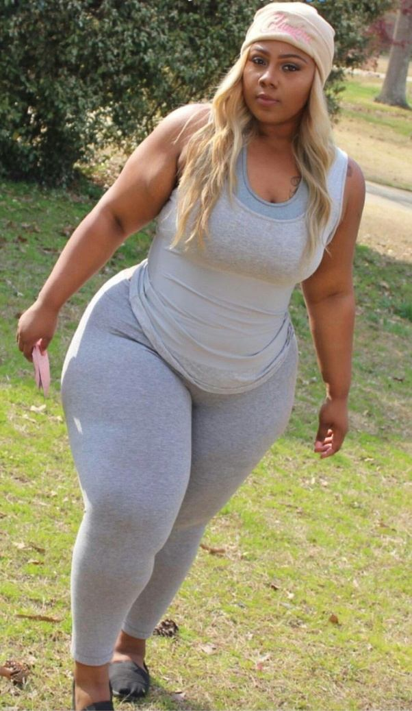 Fat black woman sexy