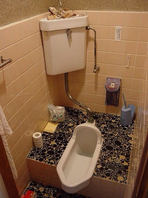 What is an explanation of toilet hygiene in Japan? - Quora