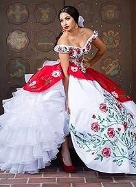 What do Mexican people wear to weddings? - Quora